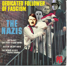 Hey hey it's the Nazis